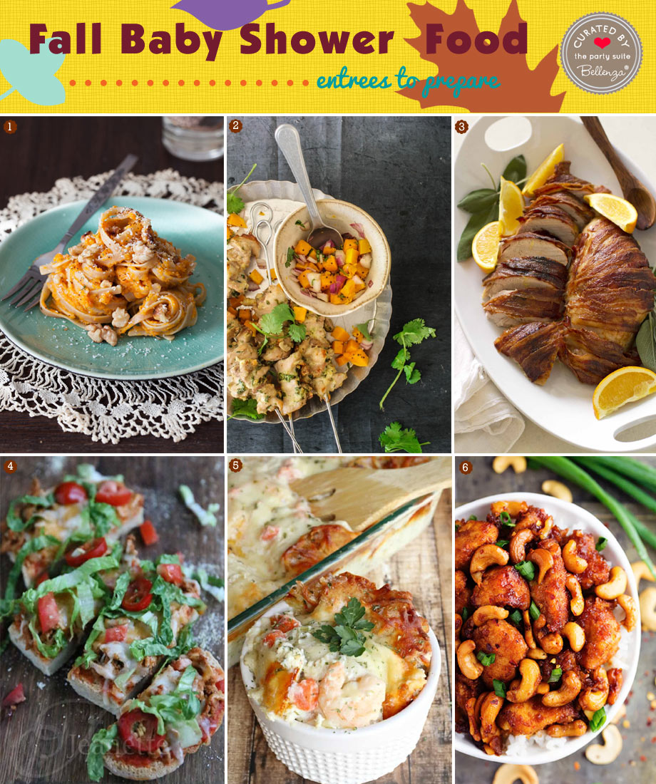 Fall Entrees to Make with Flavorful Ingredients