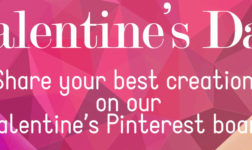 Valentine's Pinterest Board Invitation Message 2015 Bellenza