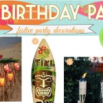 How to Host a Tiki Birthday Party for Adults
