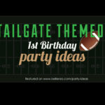Tailgate 1st Birthday Party Ideas for Fall