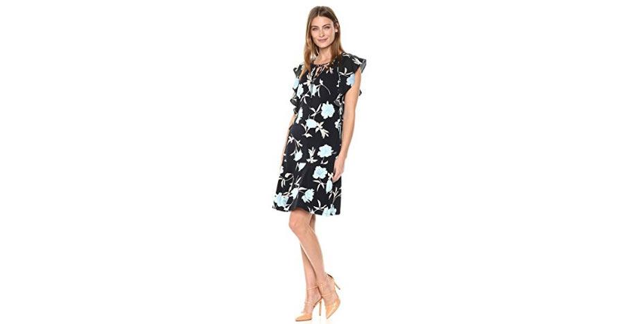 Flouncy dress via Amazon