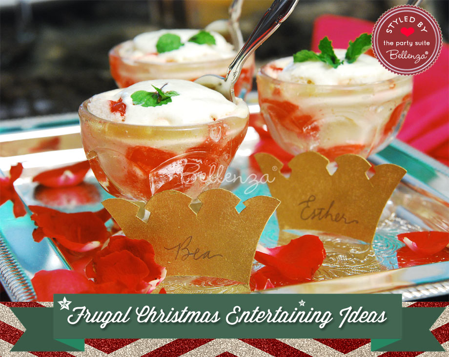 Christmas storytime desserts