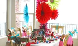 Gingerbread Decorating Party by Paisley Petal Events