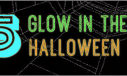 15 Glow in the Dar DIY Halloween Decorations