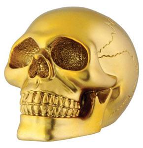 gold-skull