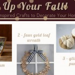 Glam Up Your Fall With Gold-inspired Crafts to Decorate Your Home