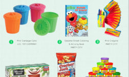Don't panic yet! These last-minute goodie bag ideas for kids ages 3 and up are fun and practical   as featured on the Party Suite at Bellenza.