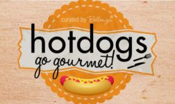 Hot dogs go gourmet!