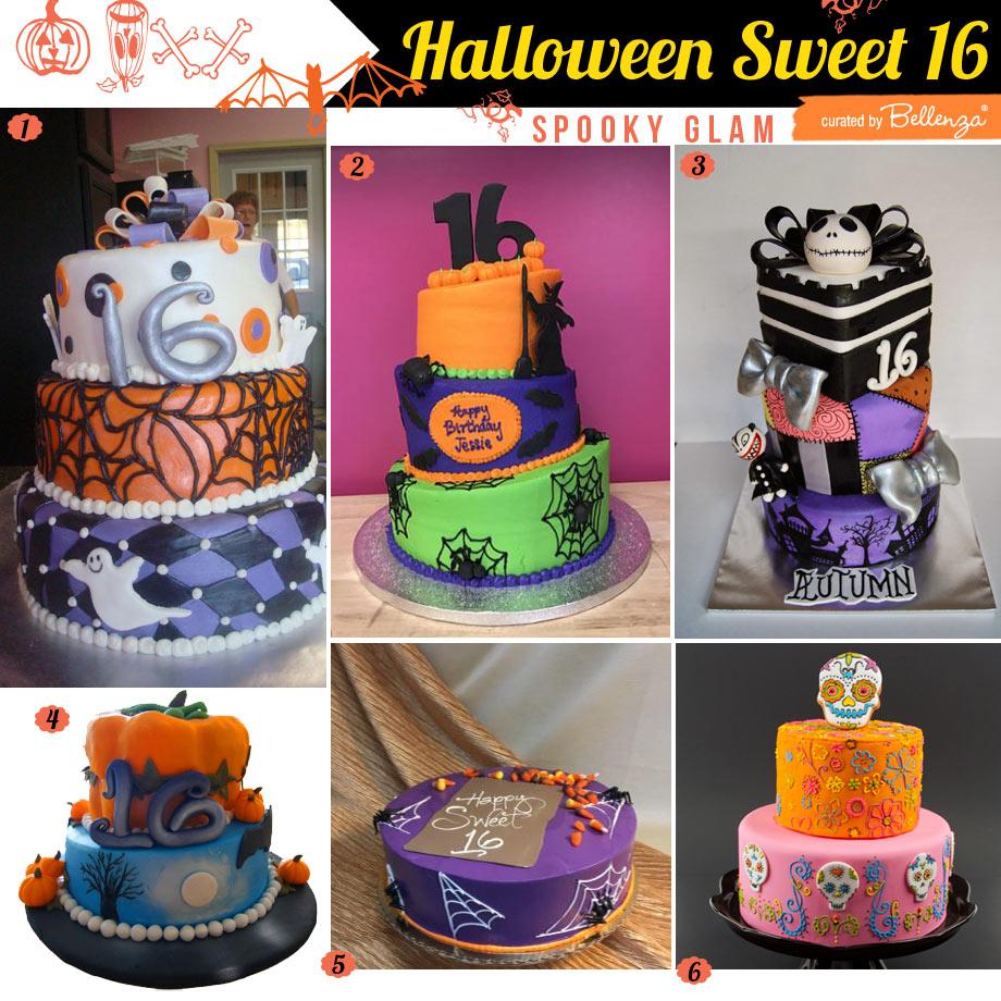halloweensweet16-cakes