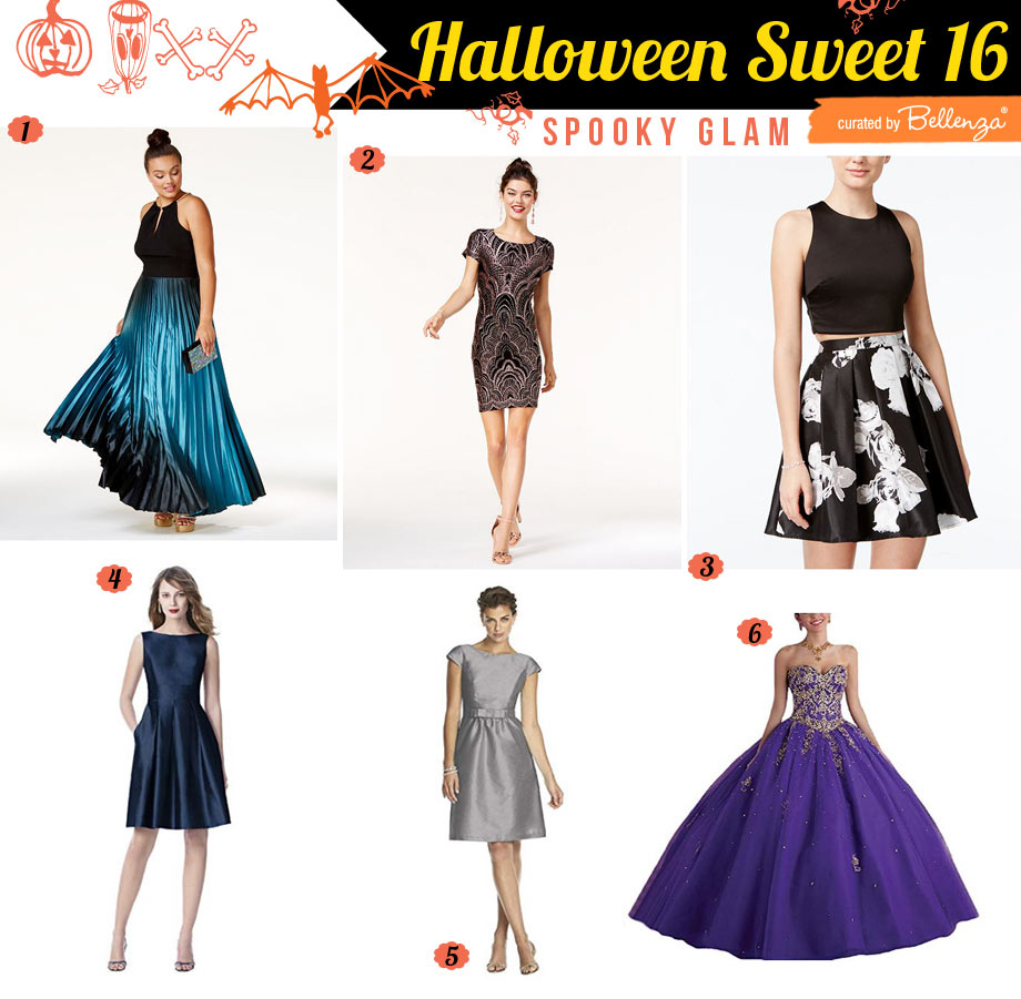 halloweensweet16-dresses