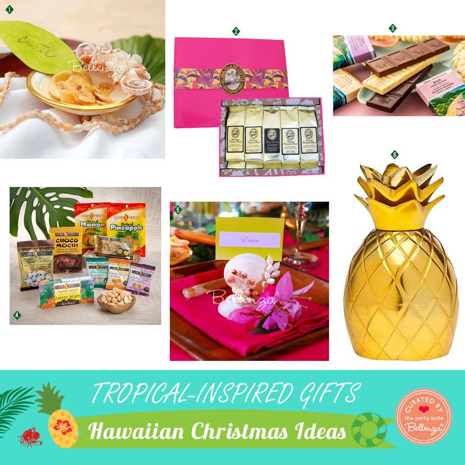 Tropical Christmas Gifts