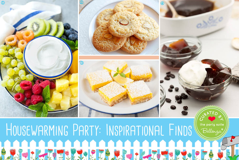 Light and Delightful Desserts to Serve from Fruit Dips to Lemon Bars