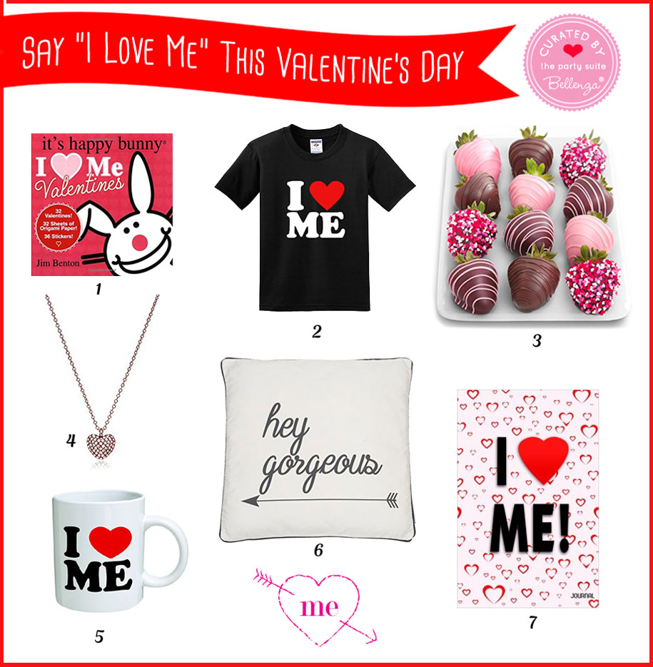 7 Ways to Say I Love Me on Valentine's Day.