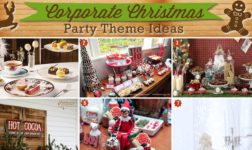 Corporate holiday party theme ideas