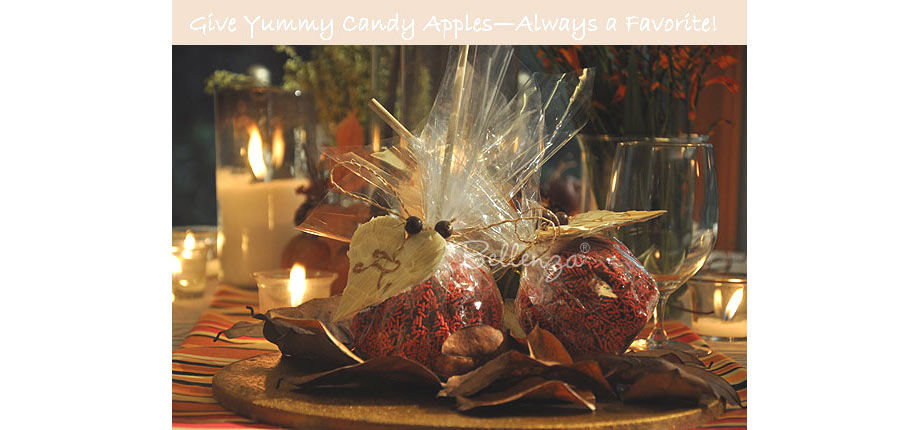 Fall Potpourri Favors
