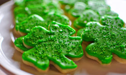 Irish butter cookies from Challenge Dairy