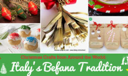 Italian Christmas Tradition of Befana