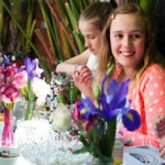 Pearl Jewellery Making Party from Pretty Little Things Parties