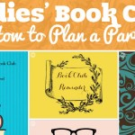 Ladies Book Club Party from Invitations to Food