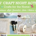 Crafting Party Themes You and the Ladies will Love