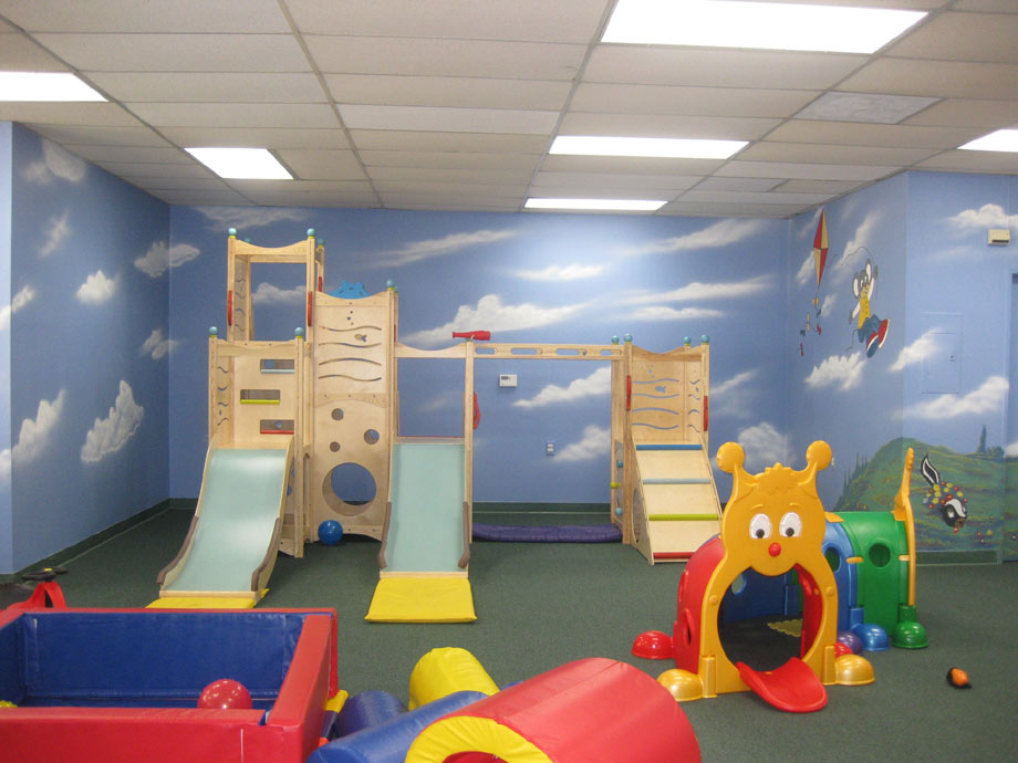 La La Land Indoor Playground in Burbank