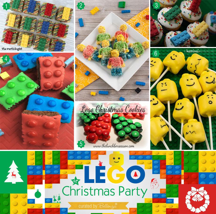 Lego-inspired Holiday Treats to Make