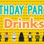 Lego Party Food Ideas from Cakes to Treats!