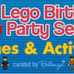 Lego party games and activities as featured on the Party Suite at Bellenza.