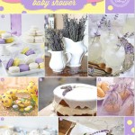 Planning a Lemon and Lavender Baby Shower for Spring!