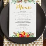Thanksgiving Printables for Hosting a Stylish Celebration!