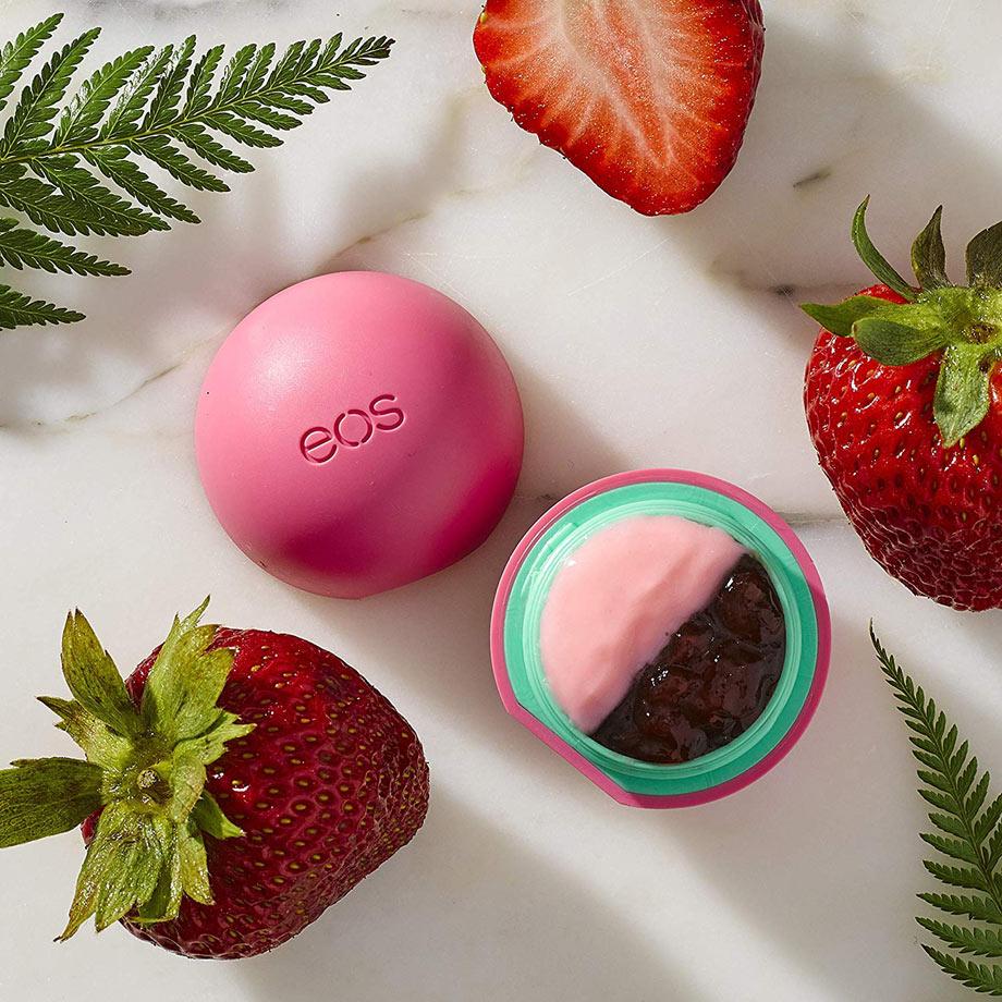 Strawberry sorbet eos