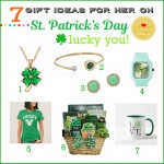 7 St. Patrick's Day Gift Ideas for Her From Edible to Wearable