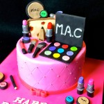 Mac Cake. Photo by Baking Maniac.