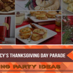 Virtual Macy's Parade Viewing Party Tips