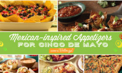 Easy Mexican-inspired Appetizer Recipes for a Mexican Fiesta