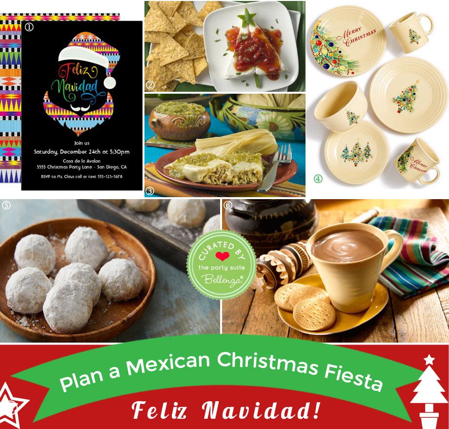 Plan an Easy Christmas Fiesta Entertaining Ideas and Tips