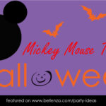 Mickey-themed Halloween Party Ideas
