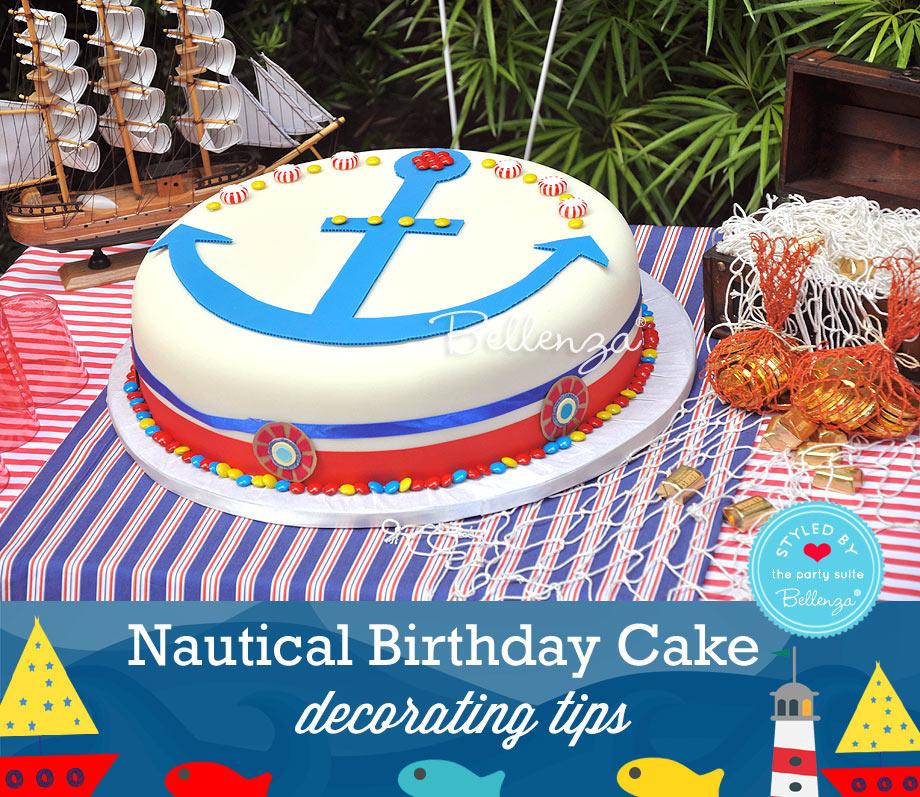 nauticalcake