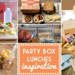 14 Party Box Lunches to Make or Order for Delivery