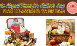 What to pack for a light and elegant father's day picnic