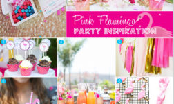 Party Inspiration with Pink Flamingos as featured on the Party Suite at Bellenza! #pinkflamingoparty