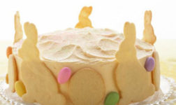 Rabbit Cake for Easter