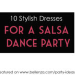 Salsa Dance Party Dress Picks
