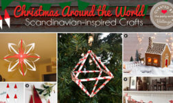 Scandinavian-inspired Decorations