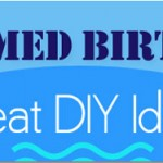 Shark Theme DIY Birthday Decorations