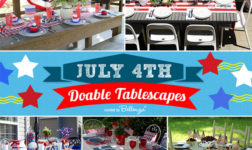 July 4th Table Setting Tips: Patriotic and Practical!
