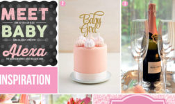 Baby Girl Welcome Party Ideas