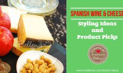 Spanish wine and cheese ideas