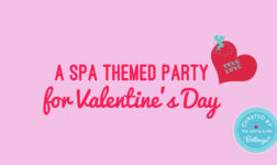 Plan a Surprise Spa Party for Valentine's Day