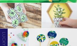 Modern St. Patrick's Day Party Crafts